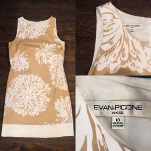Evan-Picone Sheath Dress - Sz 10
